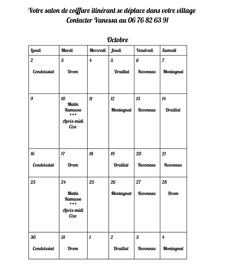 horaires-coiffeuse