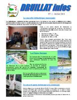 Druillat info n° 11